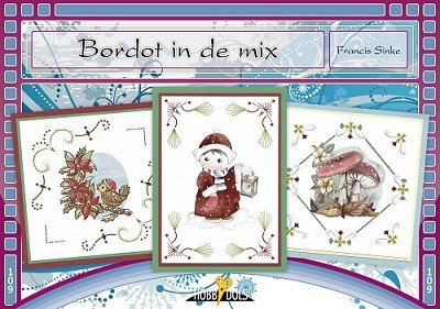 Hobbydols nr 109 - Francis Sinke - Bordot in de mix