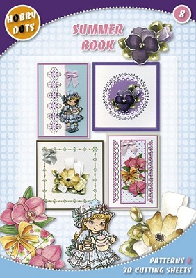 Hobbydots Summers Book deel 8