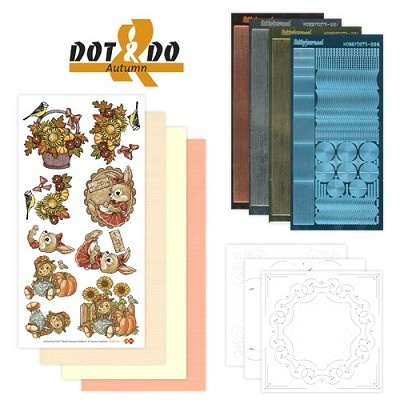 Hobbydots - Dot en Do Set - Autum - Dodo-001