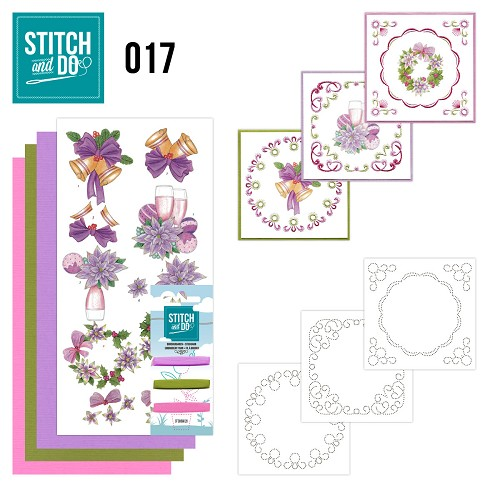 Stitch en Do Set 17 - Jeanine`s Art - Christmas - STDO017