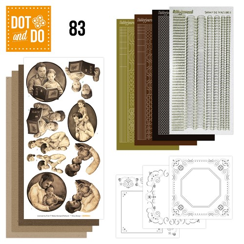 Dot and Do 83 - Amy Design - Vaderdag - Dodo 83