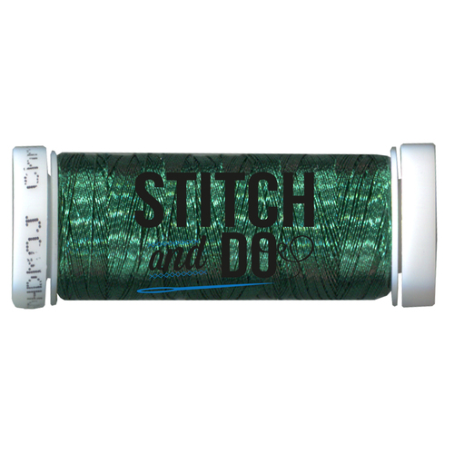 Hobbydotsgaren - Stitch & Do 200 m - Hobbydots - Christmas Green