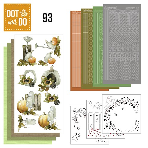 Dot and Do 93 - Herfst - Precious Marieke - Dodo093