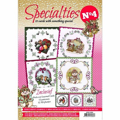 Patronenboek Specialties 4 - SPEC10004