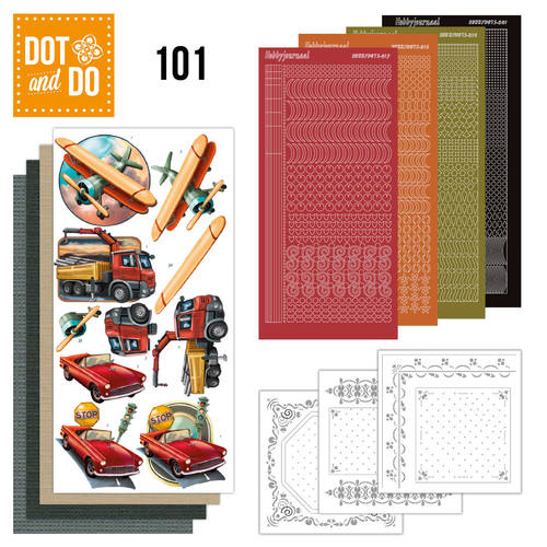 Dot and Do 101 - Vintage Vehicles - Dodo101