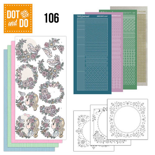 Dot and Do 106 - I love you - Dodo106