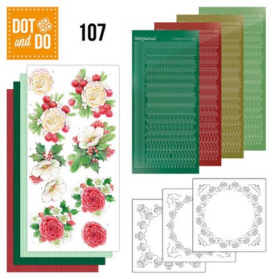 Dot and Do 107 - Christmas- Dodo107