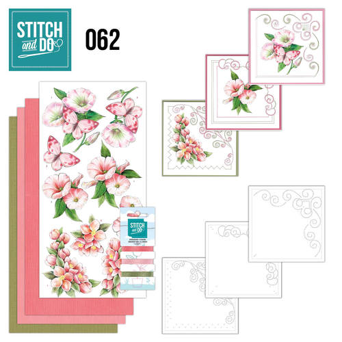 Stitch and Do 62 - Condoleance - STDO062