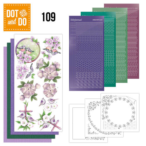 Dot and Do 109 - Condoleance - Dodo109