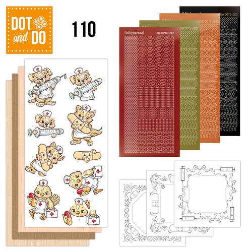 Dot and Do 110 - Beterschap - Dodo110