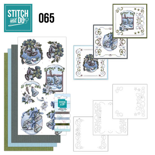 Stitch and Do 65 - The Feeling of Christmas - STDO065