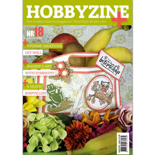 Hobbyzine Plus 18