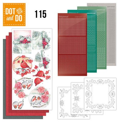 Dot and Do 115 - Winter Classics - Jeanine`s Art - Dodo115