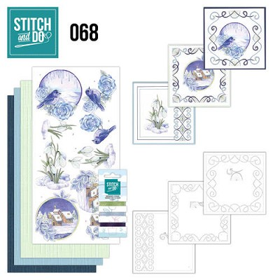 Stitch and Do 68 - Winter Classics - STDO068