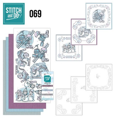 Stitch and Do 69 - Winter - STDO069