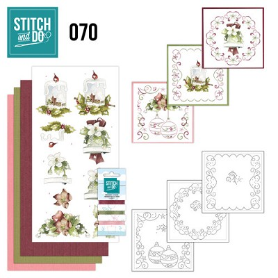 Stitch and Do 70 - Christmas - STDO070