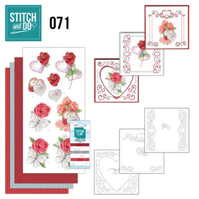 Stitch and Do 71 - Wedding - STDO071