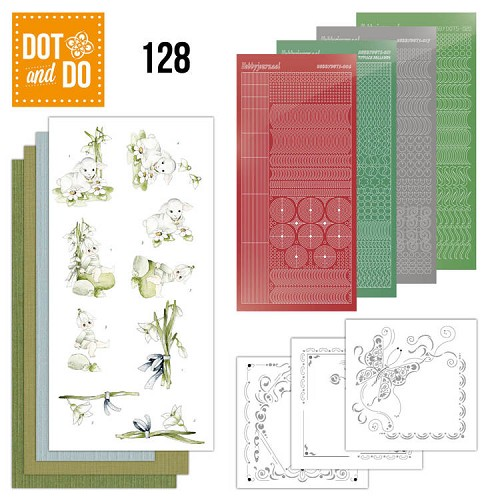Hobbydots - Dot and Do 128 - Voorjaar - Dodo128