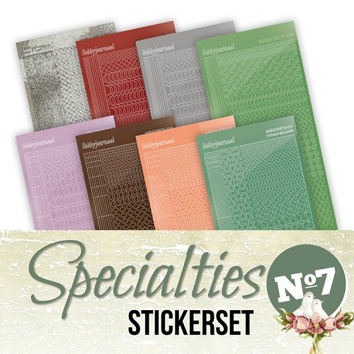 Stickerset Specialties 7 - Specsts007