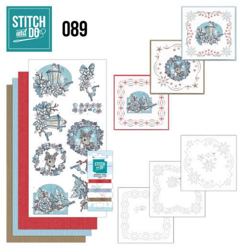 Stitch and Do 89 - Christmas Dreams - Stdo089