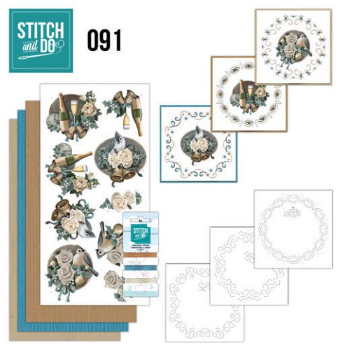 Stitch and Do 91 - Christmas Wishes - Stdo091