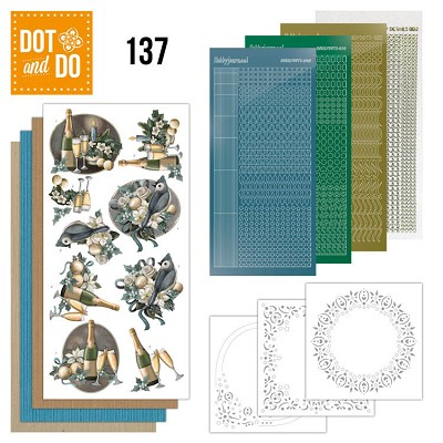 Dot and Do 137 Christmas Whishes - DODO 137