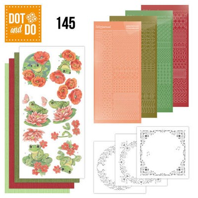Hobbydots - Dot and Do 145 - Opkikkertje - Dodo145