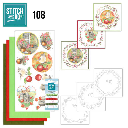 Stitch and Do 108 Outdoor Beauty - STDO108