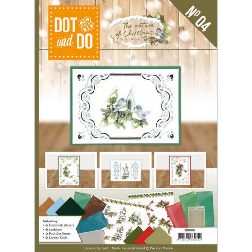 Dot and Do A6 Boek 4 - DODOA6004