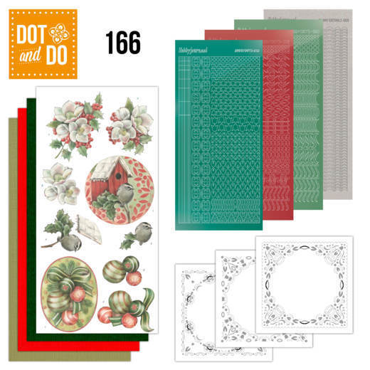 Dot & Do 166 Christmas Decorations - DODO166