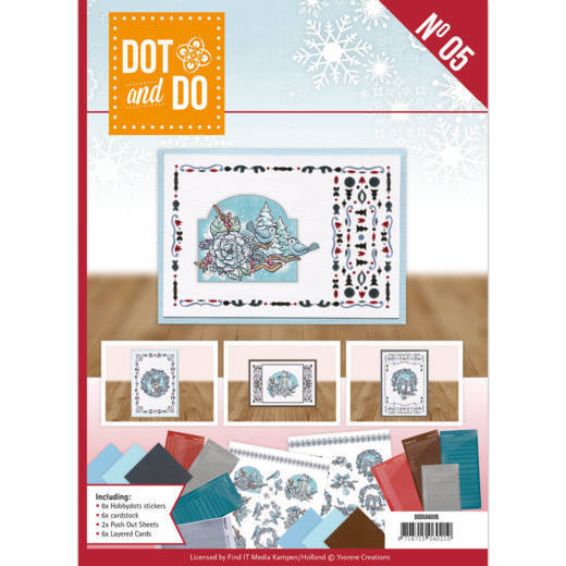 Dot and Do A6 Boek 5 - DODOA6005