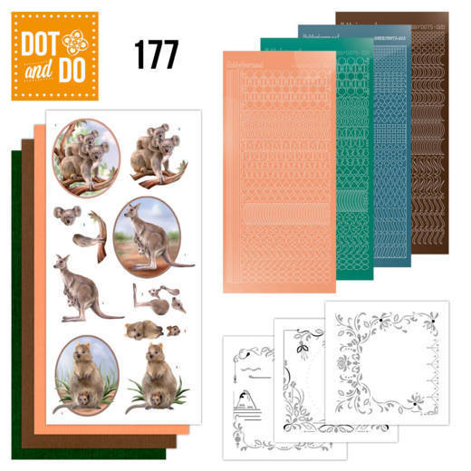 Dot and Do - Wild Animals - DODO177