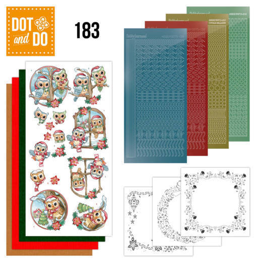 Dot and Do 183 - Yvonne Creations - Christmas Village - Christmas - Dodo183
