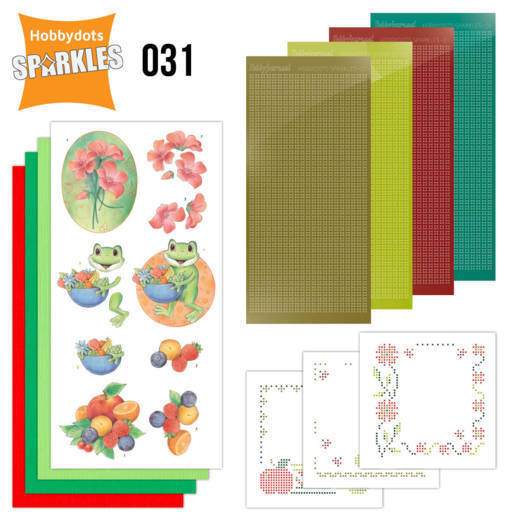 Sparkles Set 31 - Well Whishes - Jeanine 's Art - SPDO031