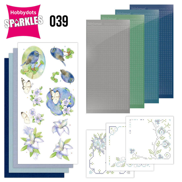 Sparkles Set 39 - Sensitive Moments - Jeanine's Art - SPDO039