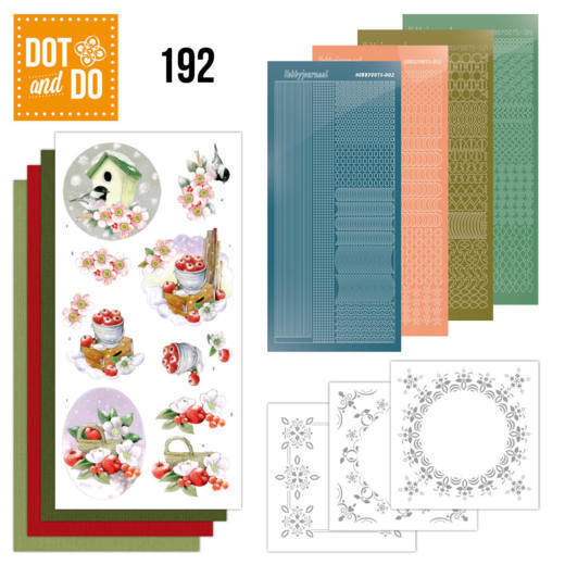 Dot and Do 192 - Jeanine's Art - Cold Christmas - Dodo192