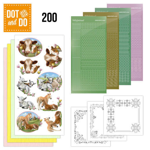 Dot and Do 200 - Amy Design - Emjoy Spring  - DoDo200