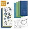 Hobbydots - Dot en Do Set 60 - Precious Marieke Design - Bloemen - Dodo-060