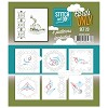 Stitch & Do - Cards Only - Set 1 - COSTDO10001