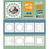 Hobbydots - Dot & Do - Cards Only - Oplegkaarten - Set 30